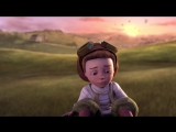 Чудесная короткометражка Взлетаем [720p]