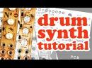 Bastl NOISE2 CINNAMON: Drum Synth Tutorial TTNM