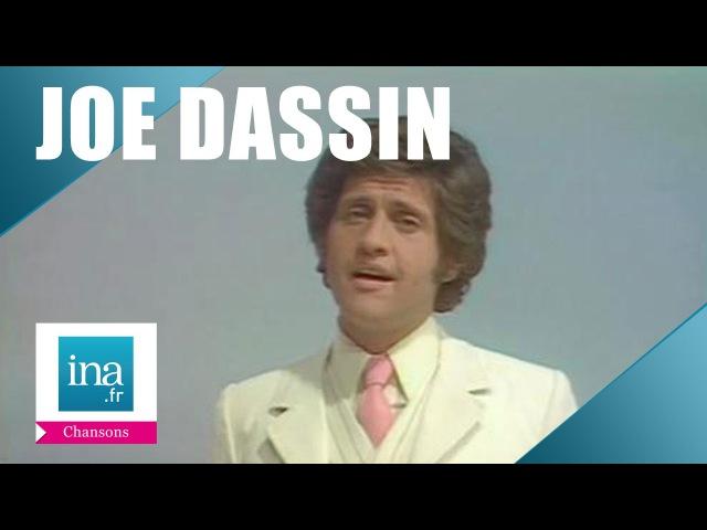 Joe Dassin Le château de sable (live officiel) | Archive INA
