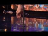 Britain's Got Talent 2016 S10E01 Alex Magala Insane Daredevil Acrobat Sword Swallower Full Audition