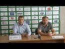 Пресс-конференция Динамо Брест - Торпедо Жодино (7 тур)