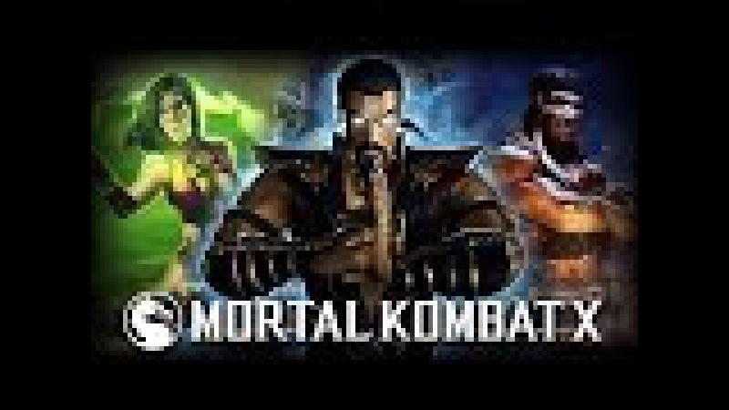 Mortal Kombat X: Shang Tsung, Mileena Announced? Nightwolf Possibly Hinted At