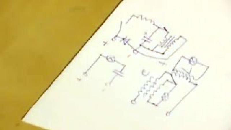 Электростатический резонанс. Вихревая медицина.
