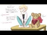 Леди Баг и Супер Кот комикс | Плюшевый мишка