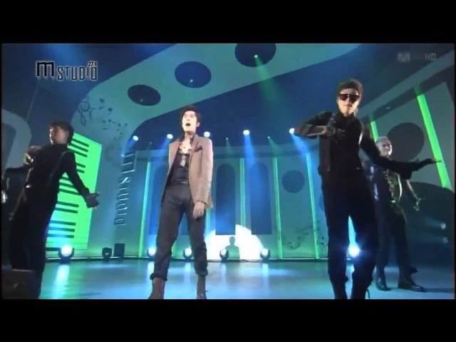 {RUS SUB} Kim Kyu Jong - No More Yes (Live).avi