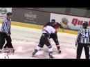 Jon Mirasty Vs Francis Lessard LNAH River Kings Vs Eperviers October 24th 2014