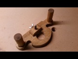 Home Made, Hand Router Plane, a must for a woodworker