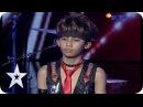 Cool Drummer Kid from Rachzonja Adhy Kirana Putra AUDITION 7 Indonesia's Got Talent