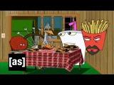 Taco Pie Aqua Teen Hunger Adult Swim