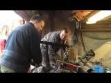 Снятие мотора BMW e21