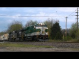 HiDef NS 8099 - The Southern Heritage Unit - Maiden Voyage 032312