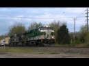 HiDef: NS 8099 - The Southern Heritage Unit - Maiden Voyage 03/23/12