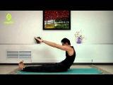 Как накачать пресс к лету? Полный комплекс йога упражнения для пресса в домашних условиях. Yogalife