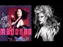 Lady Gaga vs. Madonna - Born This Way vs. Express Yourself (Mashup Mix)