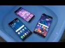 Samsung Galaxy A7 vs A5 vs A3 (2016) - Water Test (4K)
