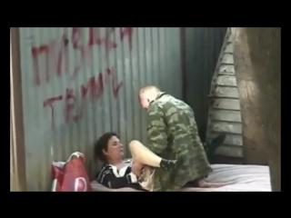 Секс бомжей прилюдно видео
