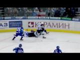 Пушкарёв останавливает by #5