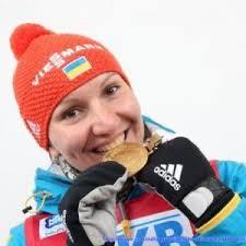 Украинка Пидгрушная выиграла спринт на Кубке мира по биатлону в Канаде - Цензор.НЕТ 9830