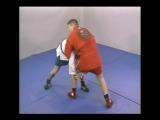 Игорь Якимов - Самбо - Урок 11 часть 4. Бросок через голову с захватом руки и головы как контрприём от захвата ноги.