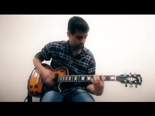 Billy Talent – Saint Veronika guitar cover by Mr.Duntschik