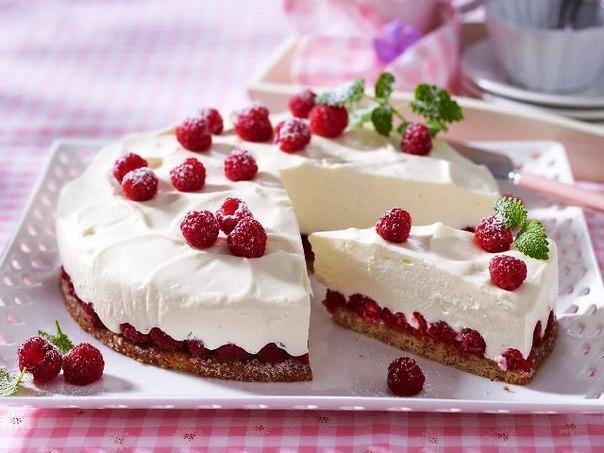 торт с фруктами рецепт с фото без выпечки