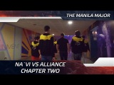 Na`Vi vs Alliance - Chapter Two @ The Manila Major (ENG SUBS)