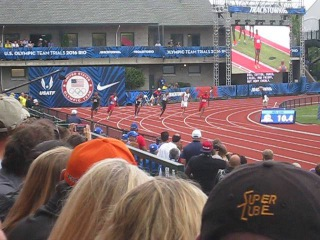 High Schooler Noah Lyles runs 20.04 in 200m @ U.S. Olympic T&F Trials!