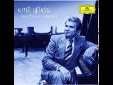 Emil Gilels Beethoven Sonata No 14 Moonlight