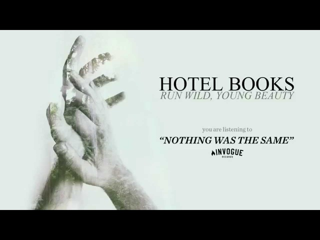 Hotel Books Nothing Was The Same