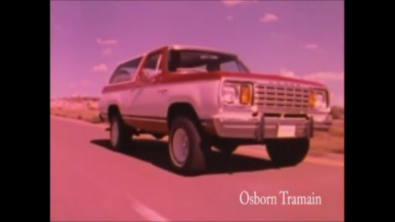 1978 Dodge Ramcharger Commercial Film - Ford Bronco Chevy Blazer Comparison Film