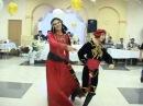 Аджарский танец ACHARULI в исполнении Алана и Кацашвили Наиры. Гандаган. Кавказские