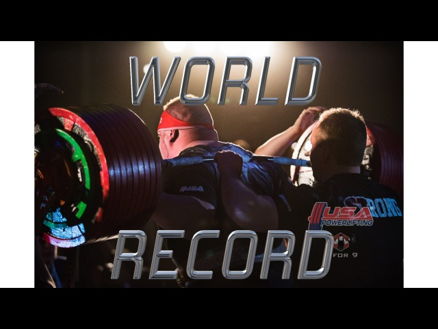 Powerlifting World Record   1,102 Squat   885 Bench   816 Deadlift   2,803 Total