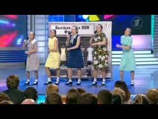 КВН Раисы - Наркоманы, проститутки