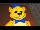 Новый Год и Рождество с Фредди - 5 Ночей с Фредди Анимация на русском Фнаф анима...
