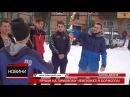 Третій молодіжний чемпіонат з вуличного футболу Битва дворів відбувся у засніженому Борисполі