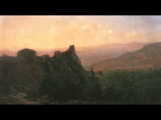 Mikhail Gnesin - Adygea, Op. 48: Sextet for violin, viola, cello, clarinet, horn and piano
