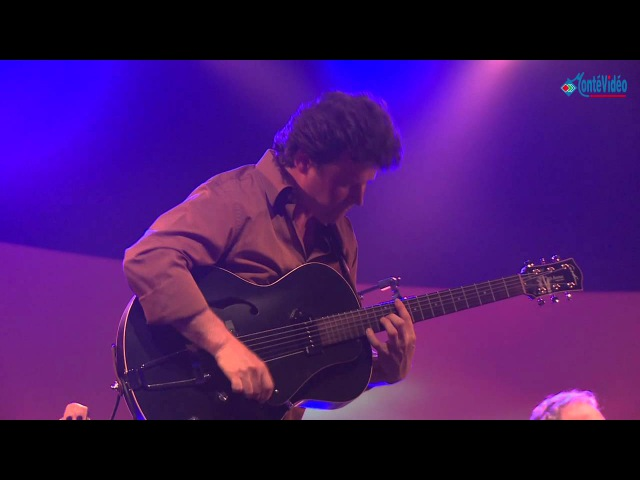 André Ceccarelli, Sylvain Luc et Richard Bona au Saveurs Jazz Festival 2011 à Segré - Part 5