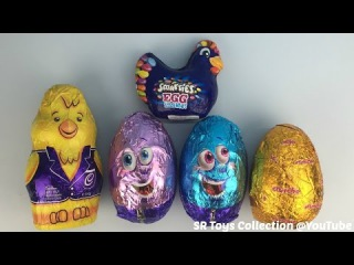 Easter Eggs Surprise Toy Teletubbies Tinky Winky Dipsy Laa Laa and Po