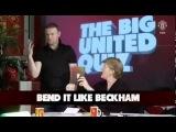 Wayne Rooney and Alex Ferguson clash in Manchester United quiz!