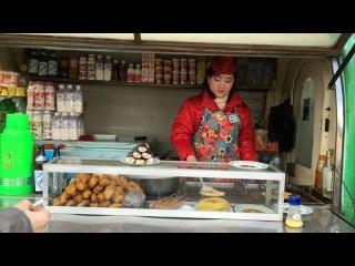 "@erictalmadge on Instagram: ""Pyongyang street food, the video version. Had jijim _ 지짐."""