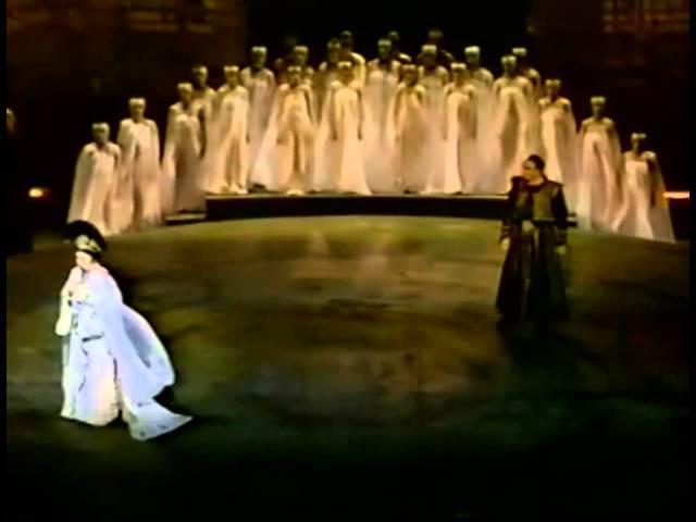 Giovanna Casolla Vladimir Galouzine Straniero ascolta Turandot 1997