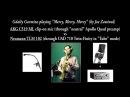 AKG C519 ML neutral preamp vs Neumann TLM 102 UAD 710 Twin Finity comparison on alto saxophone