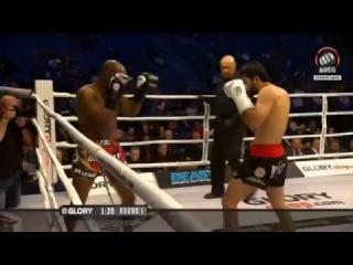 Marat Grigorian vs. Djime Coulibaly