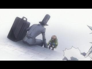 Ди Грей-мен / D.Gray-Man.1 сезон.95 серия (Eladiel & Reewayvs) [HQ]