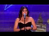 ¡Pase de Oro! La ópera y el rock de Cristina _ Audiciones 5 _ Got Talent España 2016 (1)