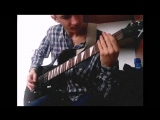 SlipKnoT-Duality (guitar version by Davyd Zozulya)