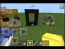 Как построить портал в рай в Майнкрафт PE 0.13.00.13