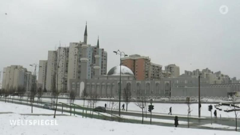 2016-02-07 ARD Weltspiegel: Bosnien-Herzegowina: Brückenkopf der Islamisten