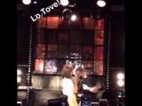 Tove Lo ft. Nick Jonas - Close (Live @ New York), 16 апреля (2)