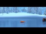 Новый 2016 Год. Новогодний мини-мультфильм, поднимает настроение!